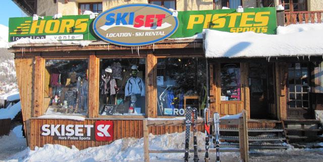 location ski allons le seignus
