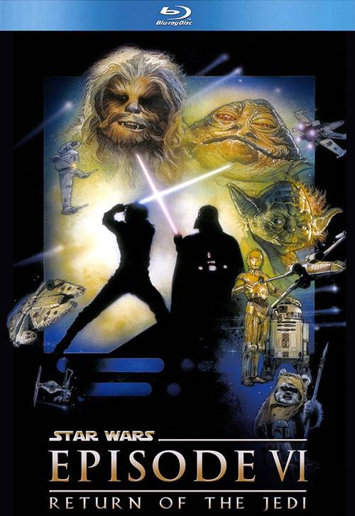 星際大戰VI:絕地大反攻 Star Wars Episode VI: Return of the Jedi