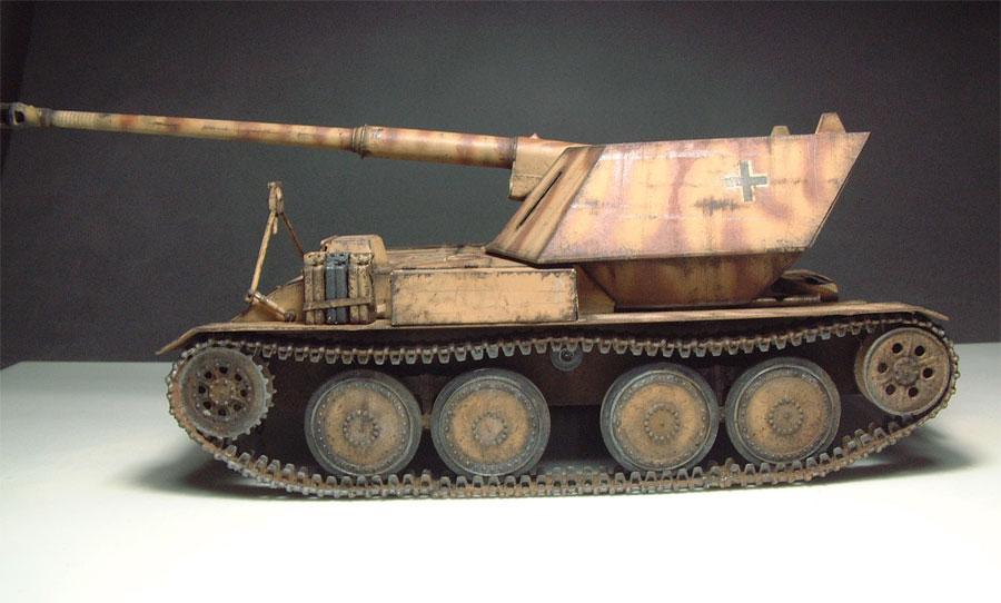 Krupp/Ardelt Wafenträger 88mm Pak-43 [Trumpeter] - 1/35e 1512241008454769013851630