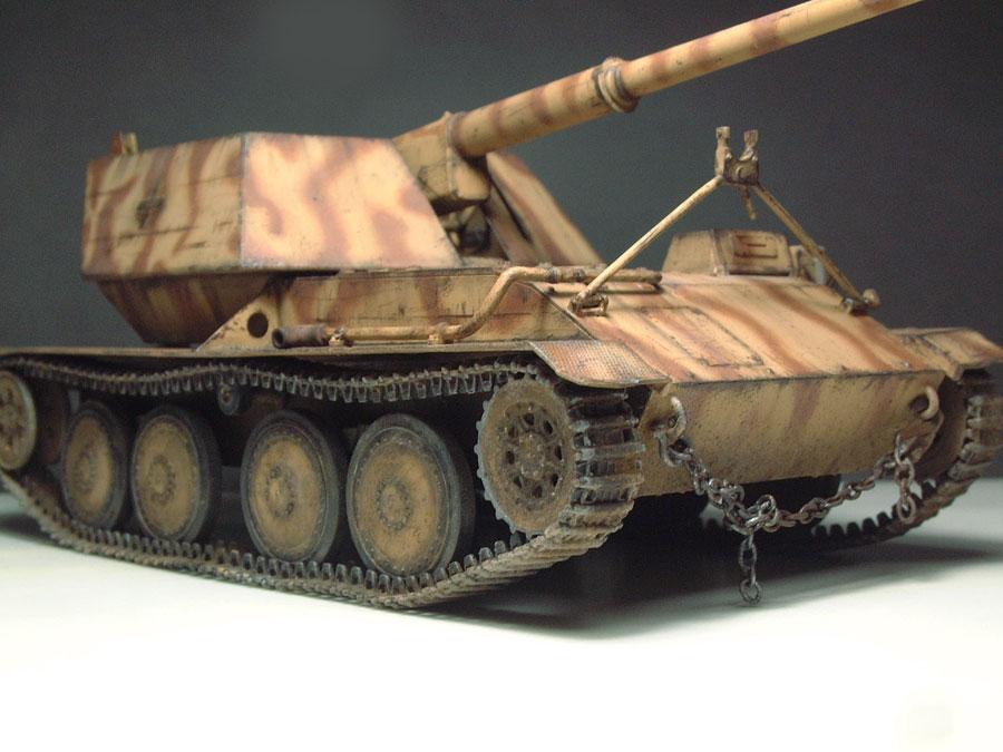 Krupp/Ardelt Wafenträger 88mm Pak-43 [Trumpeter] - 1/35e 1512241008514769013851634
