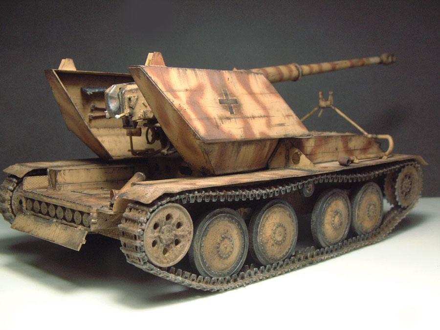 Krupp/Ardelt Wafenträger 88mm Pak-43 [Trumpeter] - 1/35e 1512241008554769013851636