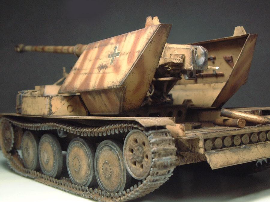 Krupp/Ardelt Wafenträger 88mm Pak-43 [Trumpeter] - 1/35e 1512241009034769013851640
