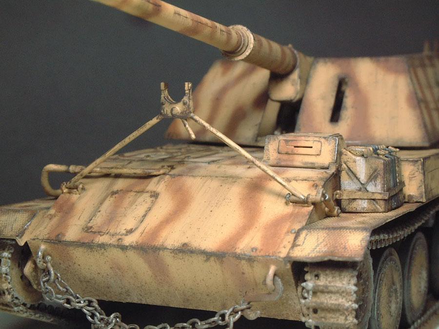 Krupp/Ardelt Wafenträger 88mm Pak-43 [Trumpeter] - 1/35e 1512241009124769013851645
