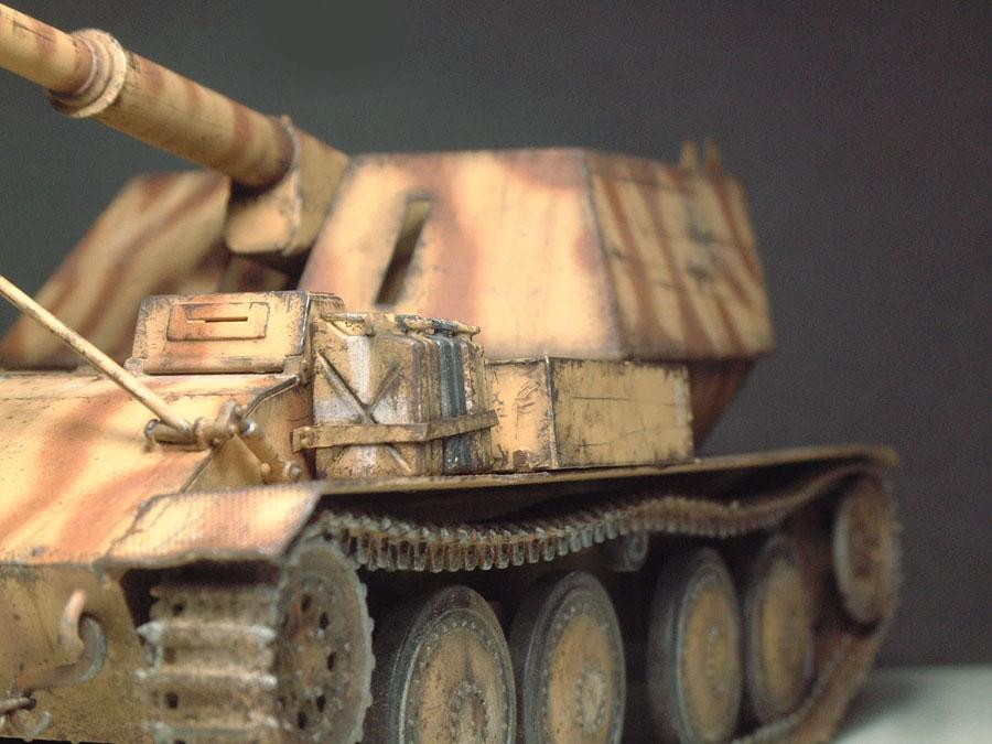 Krupp/Ardelt Wafenträger 88mm Pak-43 [Trumpeter] - 1/35e 1512241009144769013851646
