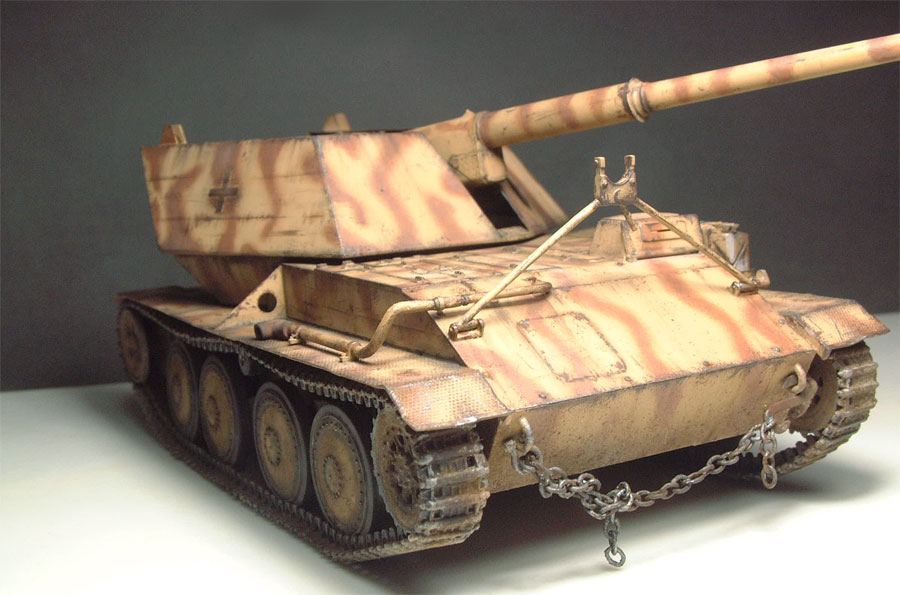 Krupp/Ardelt Wafenträger 88mm Pak-43 [Trumpeter] - 1/35e 1512241009174769013851648