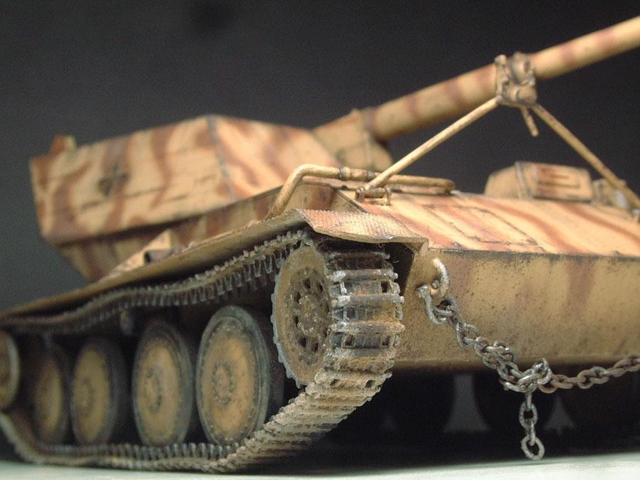 Krupp/Ardelt Wafenträger 88mm Pak-43 [Trumpeter] - 1/35e 1512241009194769013851649