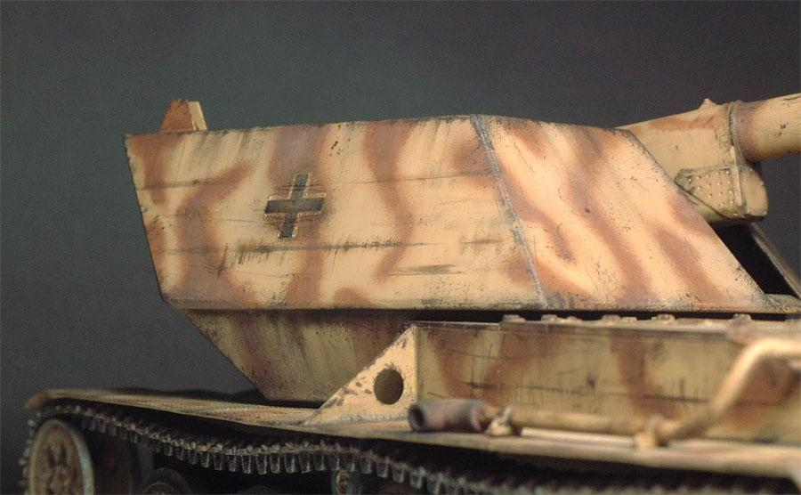 Krupp/Ardelt Wafenträger 88mm Pak-43 [Trumpeter] - 1/35e 1512241009204769013851650
