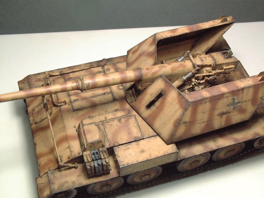 Krupp/Ardelt Wafenträger 88mm Pak-43 [Trumpeter] - 1/35e 1512241009224769013851652