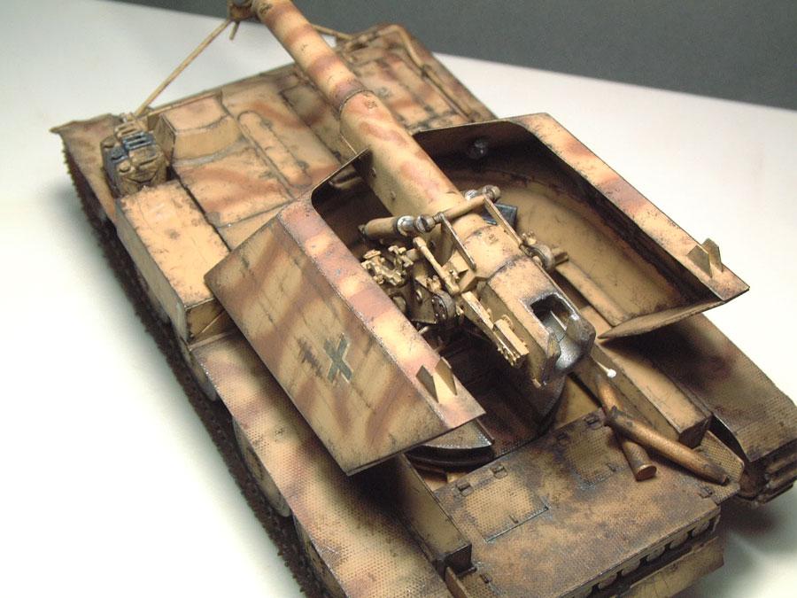 Krupp/Ardelt Wafenträger 88mm Pak-43 [Trumpeter] - 1/35e 1512241009244769013851653