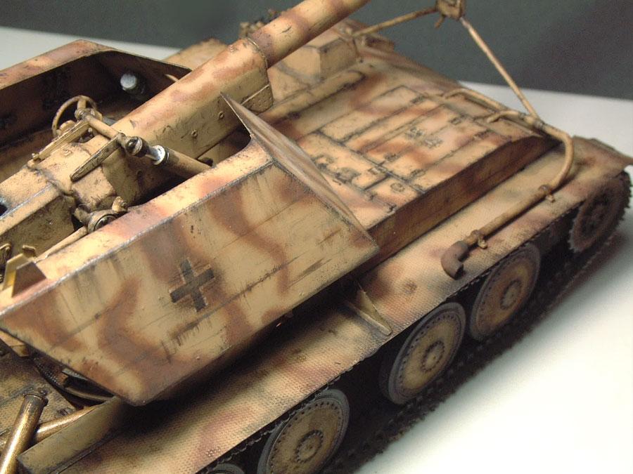 Krupp/Ardelt Wafenträger 88mm Pak-43 [Trumpeter] - 1/35e 1512241009264769013851654