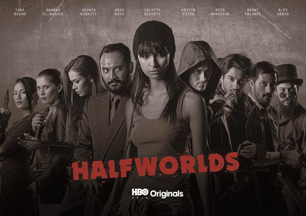 魔人爭霸 第1季 第1集 HALFWORLDS S1 Ep1