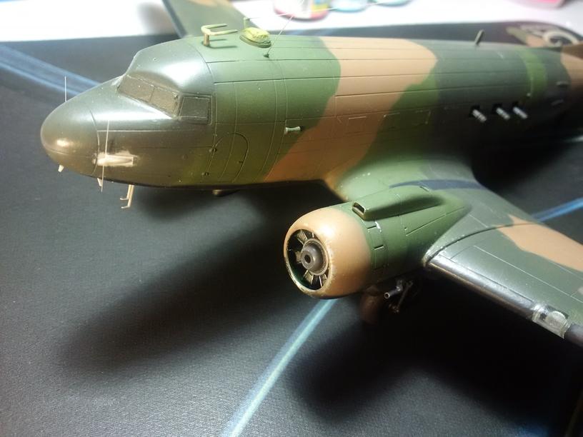 """AC47 gunship """"Spooky EN 770"""" vietnam 1512280249399728713858966"""