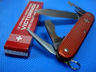 Pioneer Red Alox simple croix, neuf, dans sa boite d'origine. 100€  15122907442813011613860491