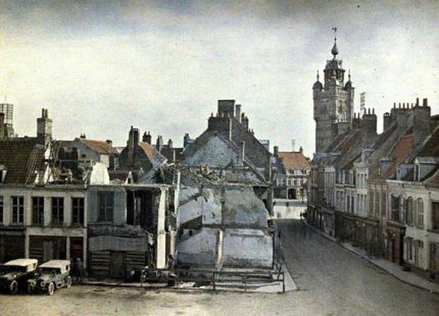 de tweede wereldoorlog in Frans-Vlaanderen 15123008464614196113864101