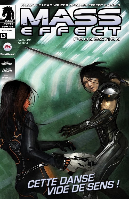 Mass Effect Foundation Tome 13
