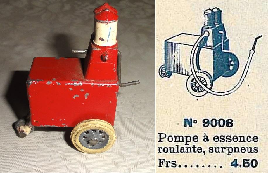 LR pompe essence roulante forum