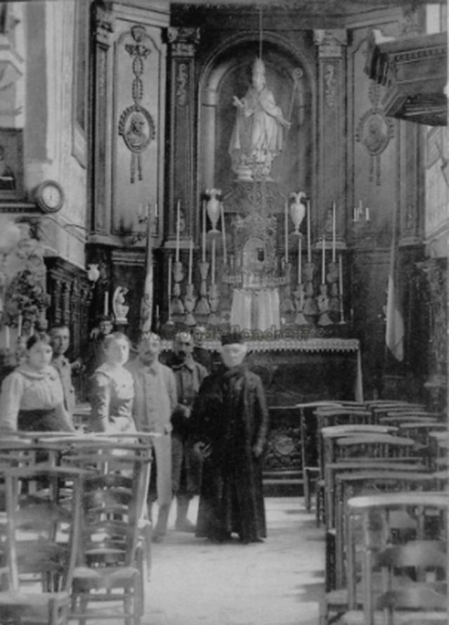 Verdwenen kerken van Frans-Vlaanderen 16010511094014196113876933