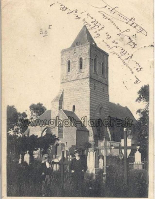 Verdwenen kerken van Frans-Vlaanderen 16010511094114196113876934