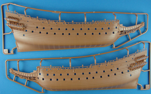 Swedish Regal Ship - Wasa ( 1628 ) --> Maquette Revell 1/150 ... 16011409274910194413894991