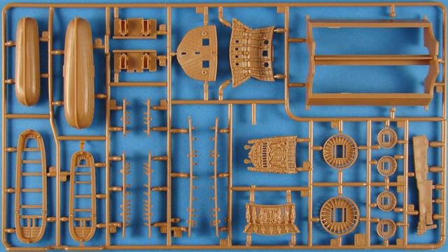 Swedish Regal Ship - Wasa ( 1628 ) --> Maquette Revell 1/150 ... 16011409275710194413894996