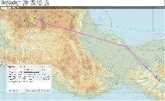 151227_MMTG-MMMX - Bild02_RouteSkyvextor_VFR