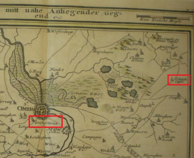 Oude kaarten, gravures en tekeningen van Frans-Vlaanderen - Pagina 3 16011503035614196113896098