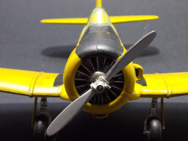 N.A. T-6 Texan California Air National Guard (Italeri 1/48) 16011702505810194413902288