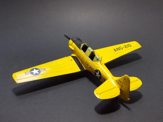 N.A. T-6 Texan California Air National Guard (Italeri 1/48) 16011702515810194413902291