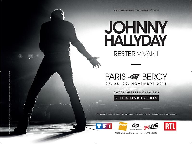 "JOHNNY HALLYDAY (""Rester vivant"" & ""De l'amour"") 27 & 29/11/2015 Bercy/AccorHotels Arena (Paris) : compte rendu 16011709394720773813903894"