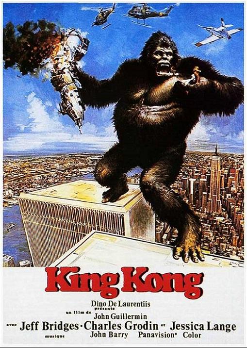 L'AFFICHE : JOHN BERKEY, KING KONG ET STAR WARS dans Cinéma 16012204555215263613913673
