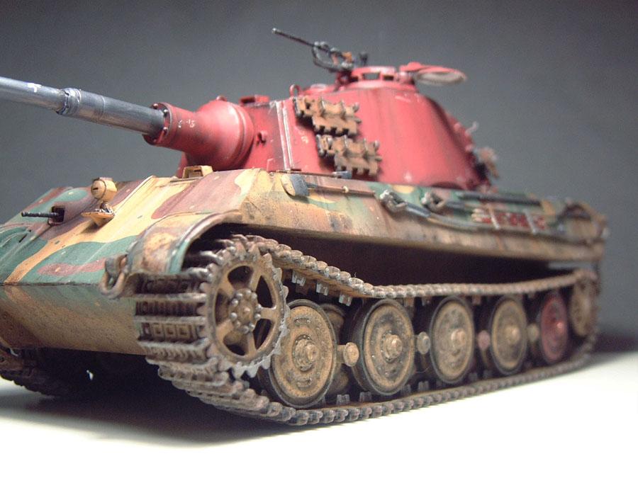 Tigre II [Eduard] - 1/35e - 1601250203014769013923701
