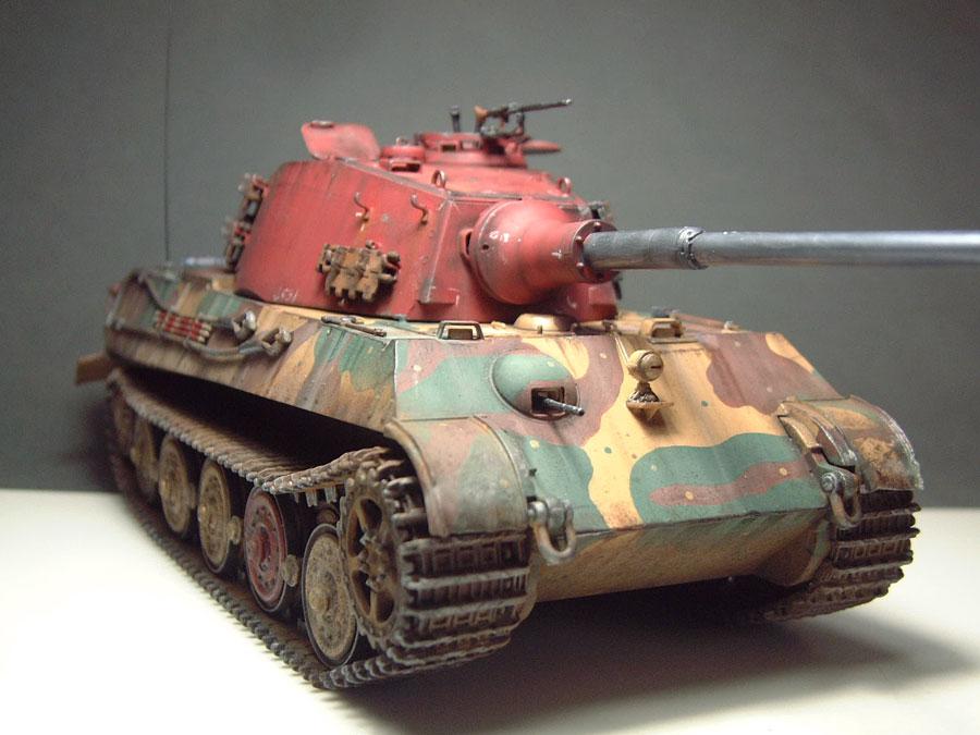Tigre II [Eduard] - 1/35e - 1601250203124769013923708