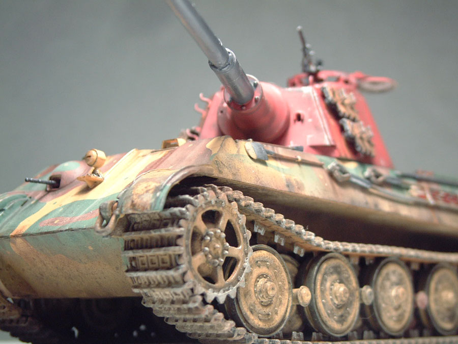 Tigre II [Eduard] - 1/35e - 1601250203184769013923712