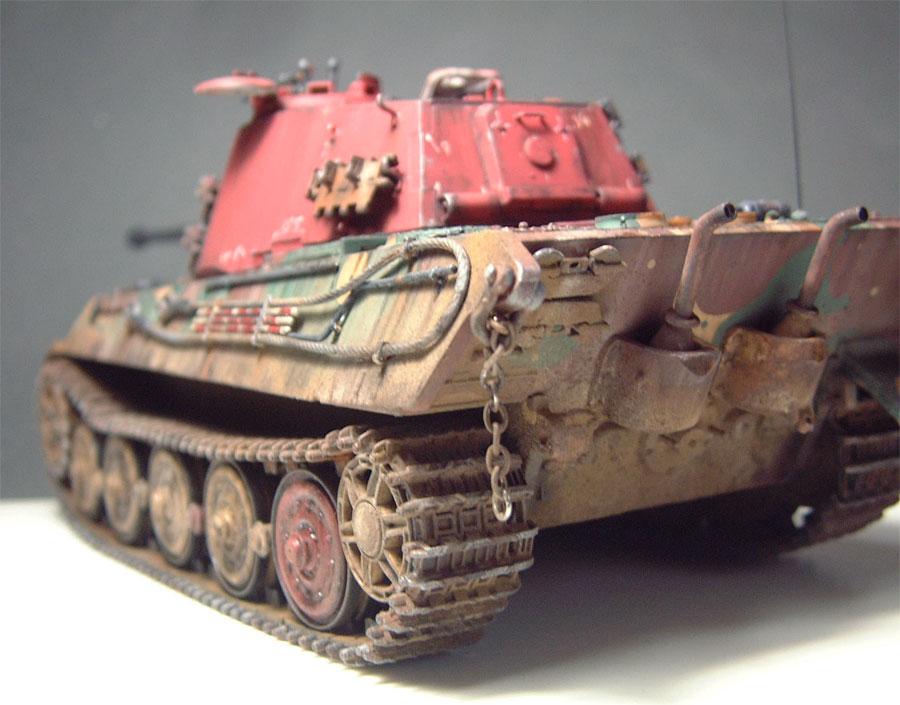 Tigre II [Eduard] - 1/35e - 1601250203214769013923714