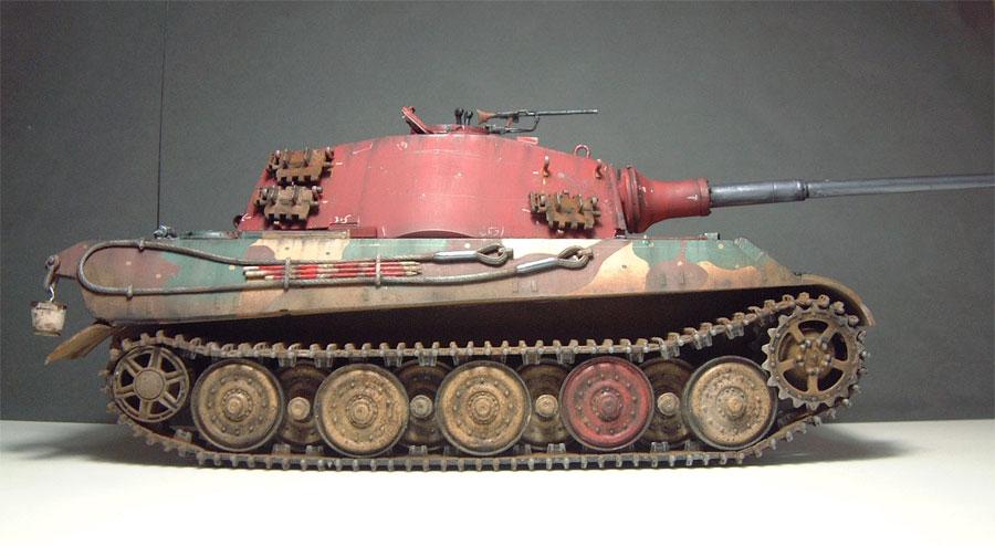 Tigre II [Eduard] - 1/35e - 1601250203264769013923717