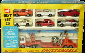 Coffret cadeau GS20 Corgi-Toys