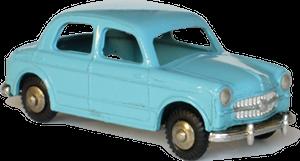 Fiat 1100 Mercury