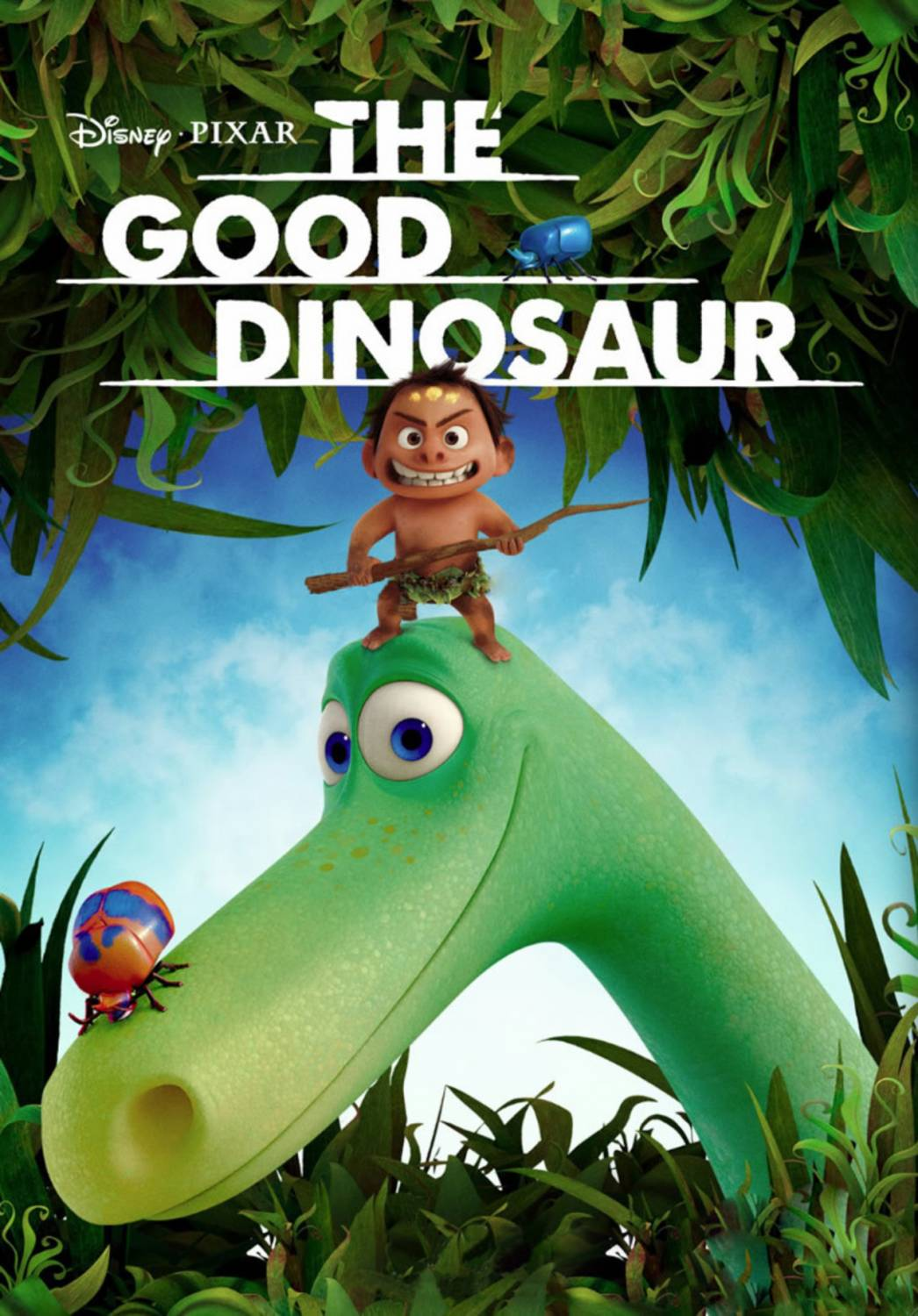 恐龍當家  The Good Dinosaur