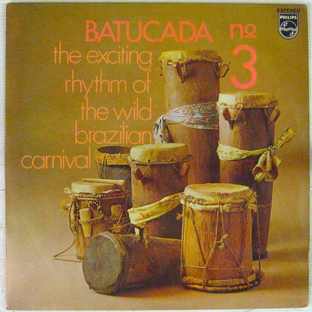 ARTISTES DIVERS - Batucada N°3 - LP