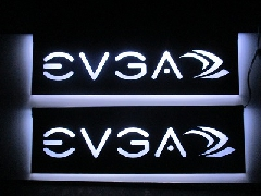 Service backplate - CG evga