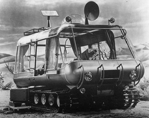 16020105465715263613938233 dans Dataskann : Quelques véhicules du futur d'autrefois