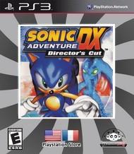 Sonic Adventure DX : Director's Cut...