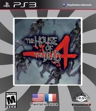 The House of The Dead 4 (US - FR)