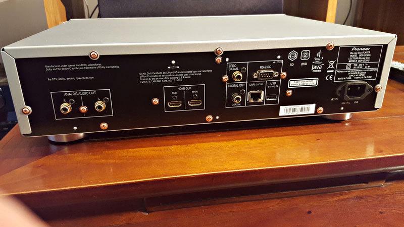 «[VENDU] Pioneer BDP-LX58, 3D, 4K HDMI 2.0 Baisse de prix ...