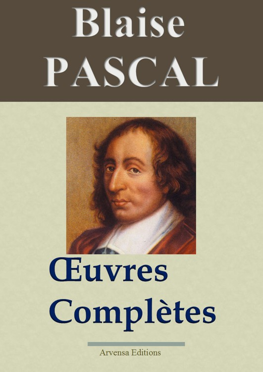 Pascal - Oeuvres Complètes