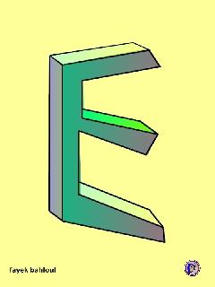 dessin fantaisiste - E