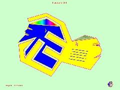 dessin fantaisiste - fusion 01