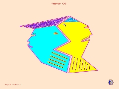 dessin fantaisiste - fusion 08