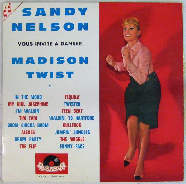 NELSON SANDY - Madison Twist - LP