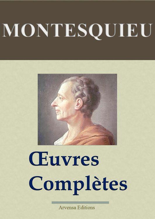 Montesquieu - Oeuvres Complètes